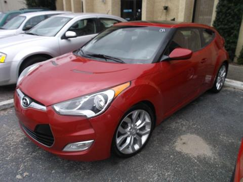 2012 Hyundai Veloster for sale in Pensacola, FL