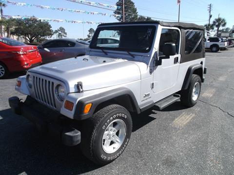 2006 Jeep Wrangler for sale in Pensacola, FL
