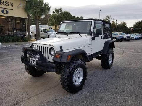 1997 Jeep Wrangler for sale in Pensacola, FL