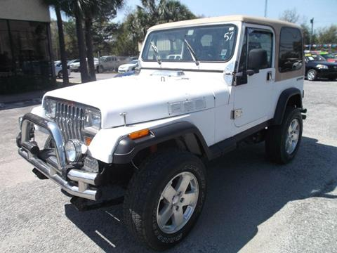 1988 Jeep Wrangler for sale in Pensacola, FL