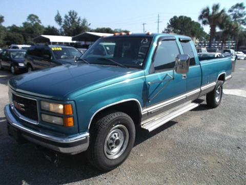 1998 GMC Sierra 2500 for sale in Pensacola, FL