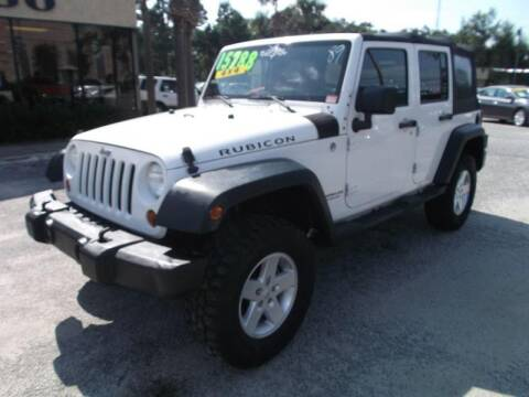2008 Jeep Wrangler Unlimited for sale in Pensacola, FL