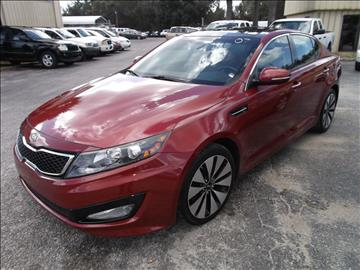 2012 Kia Optima for sale in Pensacola, FL