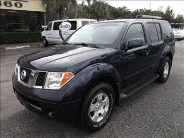 2006 Nissan Pathfinder for sale in Pensacola, FL