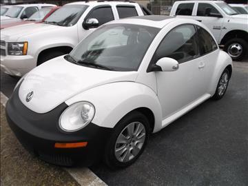 2009 Volkswagen New Beetle for sale in Pensacola, FL