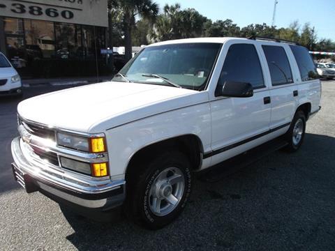 1997 Chevrolet Tahoe for sale in Pensacola, FL