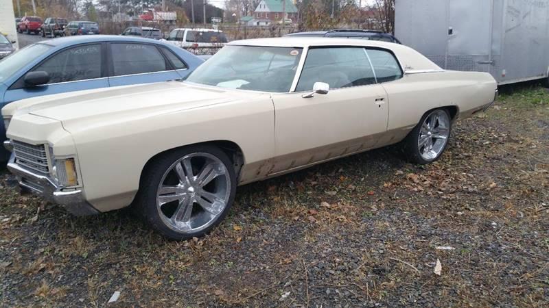 1971 Chevrolet Impala Sport Coupe - Liverpool NY