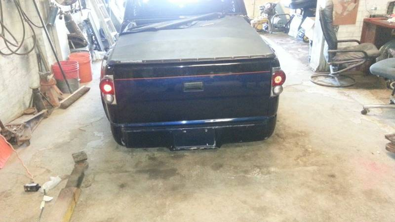 1998 Chevrolet S-10 2dr LS Extended Cab Stepside SB - Liverpool NY