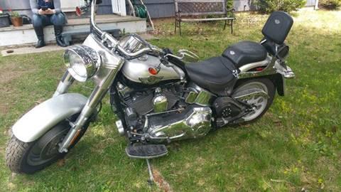 2003 Harley-Davidson Fatboy 100th Anniversary