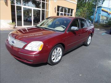 2006 Ford Five Hundred for sale in Tallahassee, FL