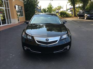 2012 Acura TL for sale in Tallahassee, FL