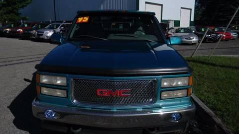 1995 GMC Sierra 1500 for sale in Davison, MI