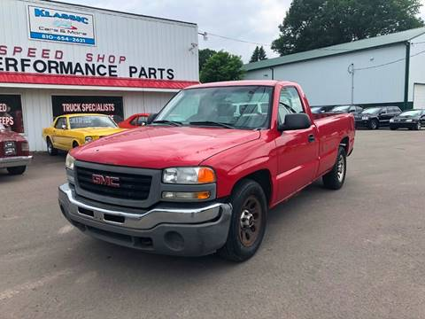 2005 GMC Sierra 1500 for sale in Davison, MI