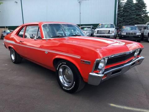 1969 Chevrolet Nova for sale in Davison, MI