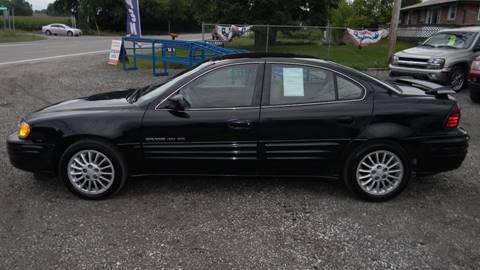 1999 Pontiac Grand Am for sale in Davison, MI