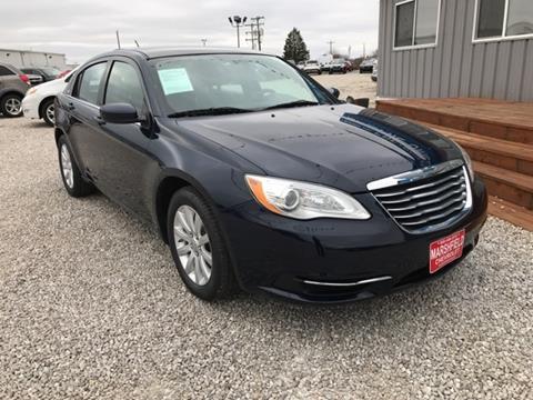 2013 Chrysler 200 for sale in Marshfield, MO