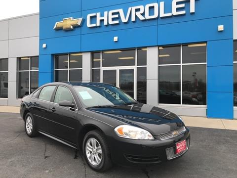 2015 Chevrolet Impala Limited for sale in Marshfield, MO