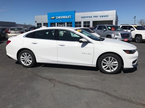 2018 Chevrolet Malibu for sale in Marshfield, MO