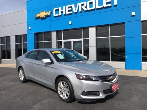 2017 Chevrolet Impala for sale in Marshfield, MO