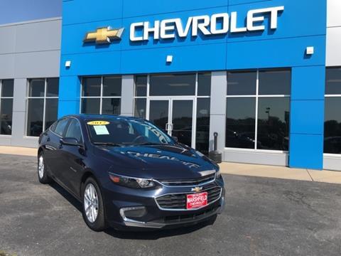 2017 Chevrolet Malibu for sale in Marshfield, MO