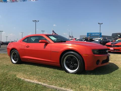 2013 Chevrolet Camaro for sale in Marshfield, MO