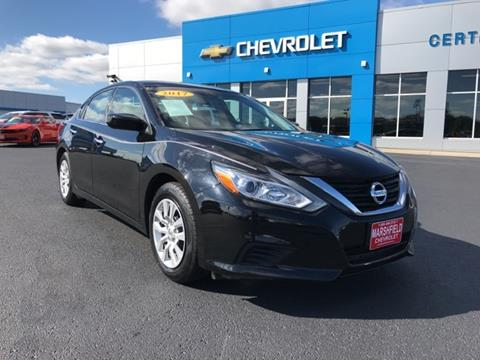2017 Nissan Altima for sale in Marshfield, MO