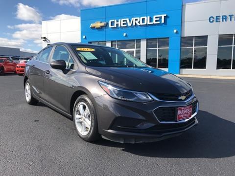 2017 Chevrolet Cruze for sale in Marshfield, MO