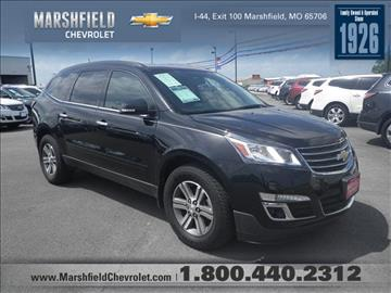 2016 Chevrolet Traverse for sale in Marshfield, MO