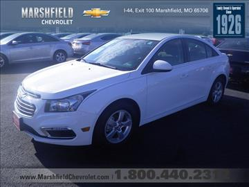 2016 Chevrolet Cruze Limited for sale in Marshfield, MO