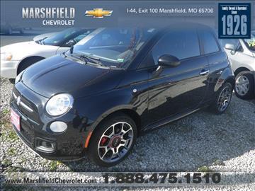 2013 FIAT 500 for sale in Marshfield, MO