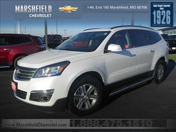 2017 Chevrolet Traverse for sale in Marshfield, MO
