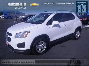 2015 Chevrolet Trax for sale in Marshfield, MO