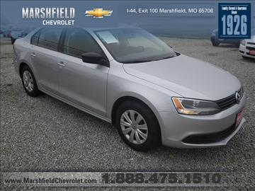 2014 Volkswagen Jetta for sale in Marshfield, MO