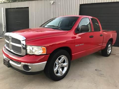 2002 Dodge Ram Pickup 1500 for sale in Lancaster, TX