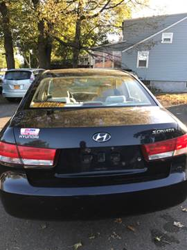 2007 Hyundai Sonata for sale in Menands, NY