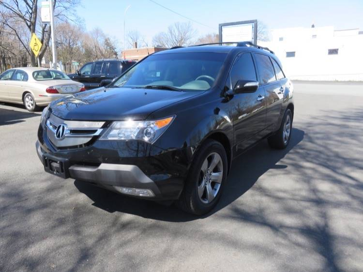 Acura Mdx SHAWD WSport Package WRES In Menands NY The Car - 2007 acura mdx sport shocks