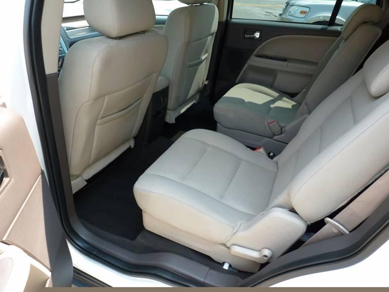 2008 Ford Taurus X AWD SEL 4dr Wagon - Grand Rapids MI