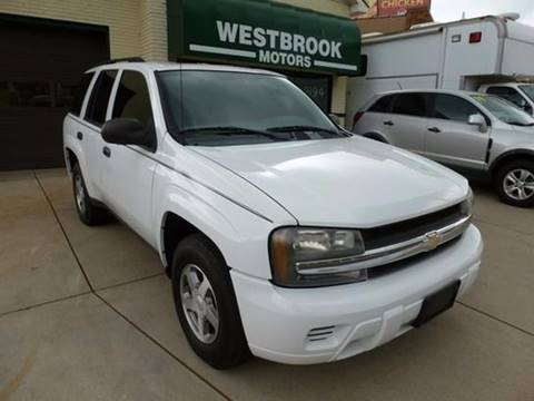 2005 Chevrolet TrailBlazer for sale at Westbrook Motors in Grand Rapids MI