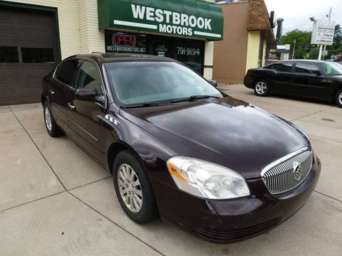 2008 Buick Lucerne for sale in Grand Rapids, MI