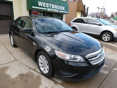 2011 Ford Taurus for sale in Grand Rapids, MI