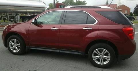 2010 Chevrolet Equinox for sale in Ranson, WV