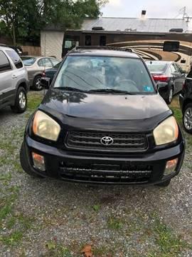 2002 Toyota RAV4 for sale in Ranson, WV