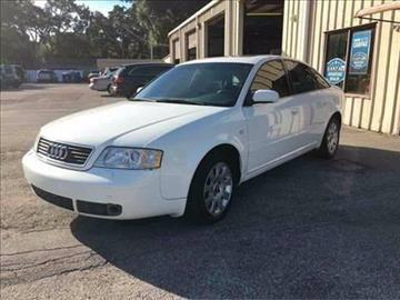 2000 Audi A6 for sale at Budget Motorcars in Tampa FL