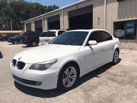 2009 BMW 5 Series for sale at Budget Motorcars in Tampa FL