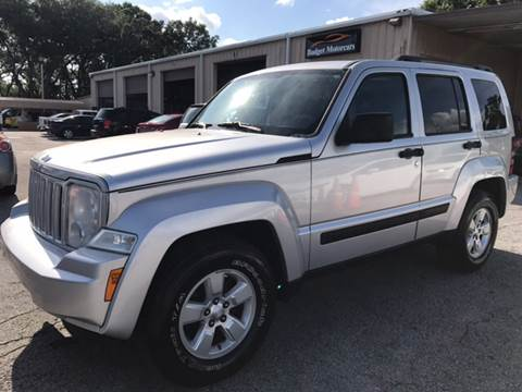 2009 Jeep Liberty for sale at Budget Motorcars in Tampa FL