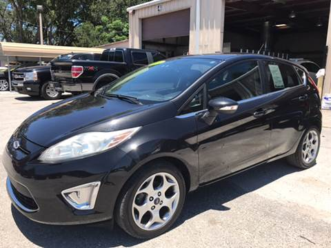 2011 Ford Fiesta for sale at Budget Motorcars in Tampa FL