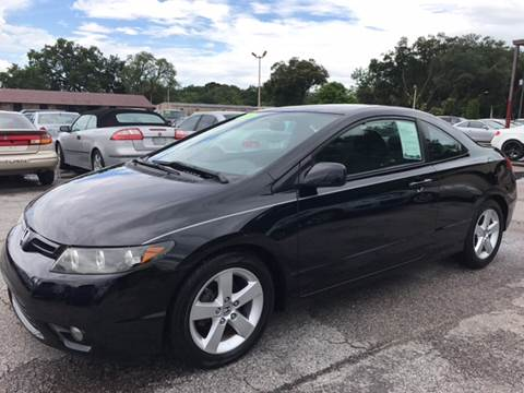 2008 Honda Civic for sale at Budget Motorcars in Tampa FL