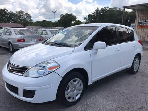 2012 Nissan Versa for sale in Tampa, FL