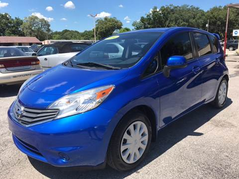 2014 Nissan Versa Note for sale at Budget Motorcars in Tampa FL
