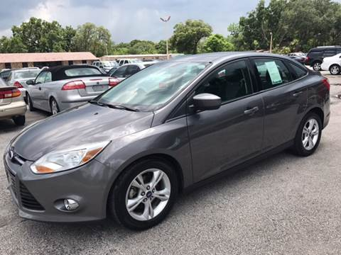 2012 Ford Focus for sale at Budget Motorcars in Tampa FL